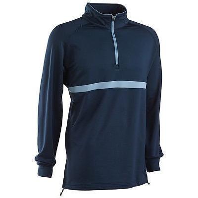 距離計 スコープ ダニング Dunning Thermal 1/4 ジップ Ls Halo/Dusk ミディアム メンズ ゴルフ outerwear