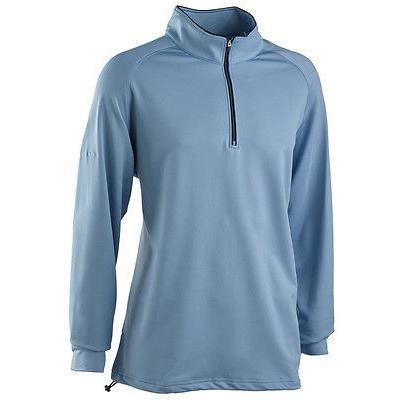 距離計 スコープ ダニング Dunning Thermal 1/4 ジップ 長袖 Dusk スモール メンズ ゴルフ outerwear