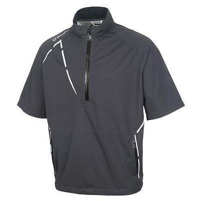 激安価格の シャツ トップス セーター サンナイス Sunice Sullivan ショート-スリーブ プルオーバーチャコール/ホワイト X-ラージ, アークランド楽天市場ショップ a551fd02