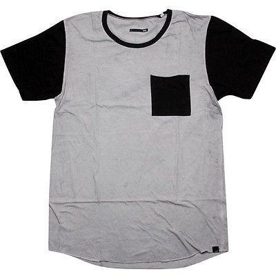 アスレチック ウェアクルウKR3W Terrell Tee (ホワイト / グレー / ブラック) K11173WHT