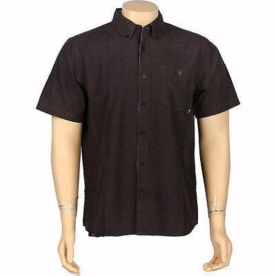 アスレチック ウェアJSLV Sunday Woven 半袖 Shirt (チャコール) MWV8003CHAH
