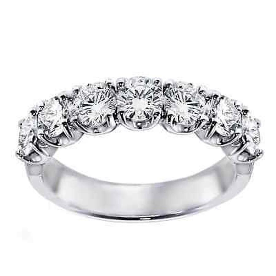 格安新品  海外バイヤー厳選ブランド ダイヤモンド Diamond 1 1 1/3ct/3ct TDW ダイヤモンド Diamond Wedding Band, くいしんぼうグルメ便:f50bf53b --- airmodconsu.dominiotemporario.com