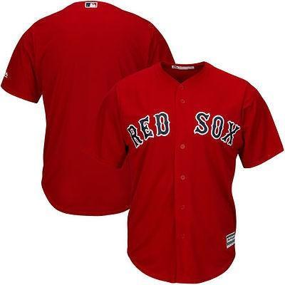 マジェスティック アメリカ USA メジャー リーグ 全米 野球 MLB Majestic Boston レッド Sox レッド Cool Base ジャージ