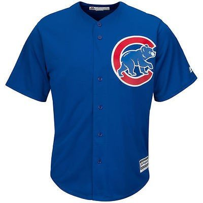 2019人気新作 マジェスティック Majestic アメリカ ロイヤル USA メジャー リーグ 全米 野球 Cool MLB Majestic Chicago Cubs ユース ロイヤル Official Cool Base ジャージ, 【返品送料無料】:46195aca --- airmodconsu.dominiotemporario.com