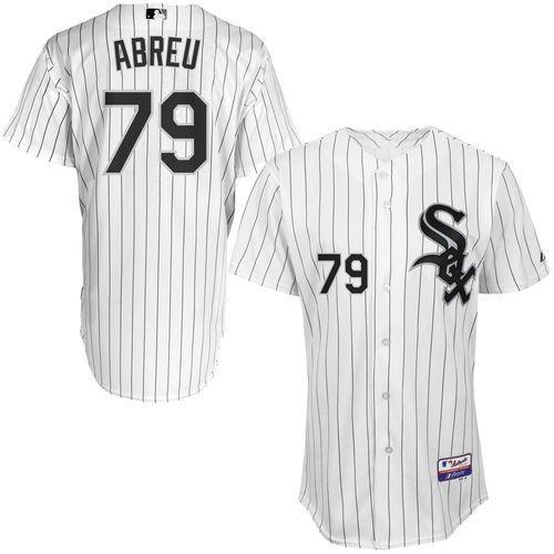 ★日本の職人技★ マジェスティック ベースボール MLB 野球 アメリカ USA 全米 Majestic Jose Abreu Chicago ホワイト Sox ホワイト Home 6300 Player オーセンティック Jersey, アンダルーチェ 56b9f3cf
