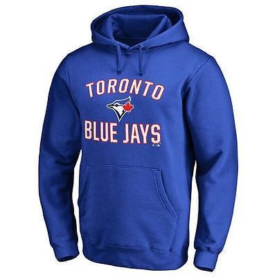 週間売れ筋 ファナティックス ブランディッド ベースボール MLB 野球 アメリカ USA 全米 Toronto ブルー Jays Royal Victory Arch プルオーバーパーカー, 本真珠専門店 パールCafe 6831db2c