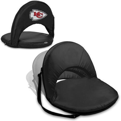 最適な価格 ピクニックタイム フットボール メジャー USA 全米 アメリカ NFL Kansas City Chiefs Oniva Seat ブラック, プラザ オンライン 314a5cce