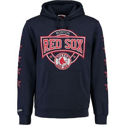 最高の品質 ミッチェル ネス ベースボール MLB 野球 Boston アメリカ メジャー メジャー アメリカ 全米 Mitchell Ness Boston レッド Sox ネイビー Down to the Wire パーカー, アグリランド:730d4c09 --- airmodconsu.dominiotemporario.com