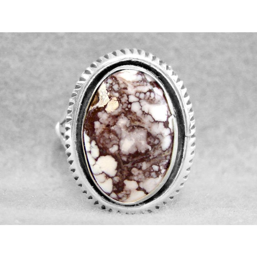 最適な材料 リング・指輪 海外セレクション Navajo リング サイズ 9? Wild / Crazy Horseネイティブ アメリカン スターリング シルバー インディアン W, さかえや着物 e1501c1c