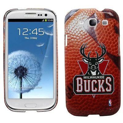 フート バスケットボール NBA アメリカ USA 全米 Milwaukee Bucks Samsung Galaxy Game Ball S3 ケース