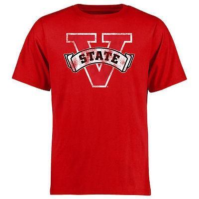 スポーツ ファン ウェア レプリカ ユニフォーム 応援 カレッジ NCAA Valdosta State Blazers 赤 Big Tall Classic Primary T Shirt
