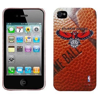 バスケットボール NBA USA アメリカ Atlanta Hawks Game Ball iスマホ 携帯電話 アイフォン 4/4S ケース