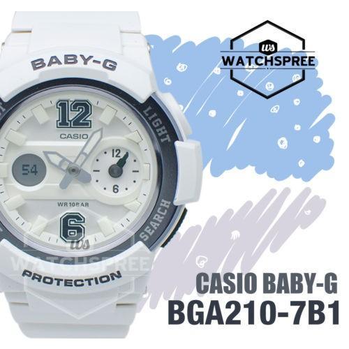 驚きの安さ 腕時計 カシオ Casio Baby-G Sporty BGA-210 Series Analog Digital Watch BGA210-7B1, 見つかる家具ネット e-ネカグ 9063f9f6