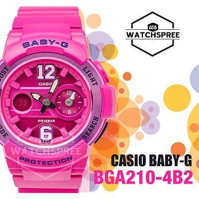 【ご予約品】 腕時計 カシオ Casio BGA-210 Baby-G Sporty カシオ BGA-210 Series Analog Digital Analog Watch BGA210-4B2, トイファクトリー:f5589ae0 --- airmodconsu.dominiotemporario.com