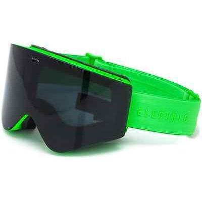 ゴーグル サングラス エレクトリック 2016 Electric EGX Goggles-Solid Slime 緑-Jet 黒+BL-SAME DAY SHIPPING!