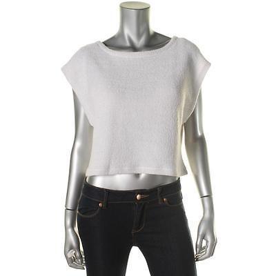 【売れ筋】 トップス ブラウス アイボリー アイリーンフィッシャー Eileen Eileen Fisher 9616 レディース アイボリー ノースリーブ S ニット プルオーバーTop Shirt S, LUXURY SEVEN:6e070e12 --- opencandb.online