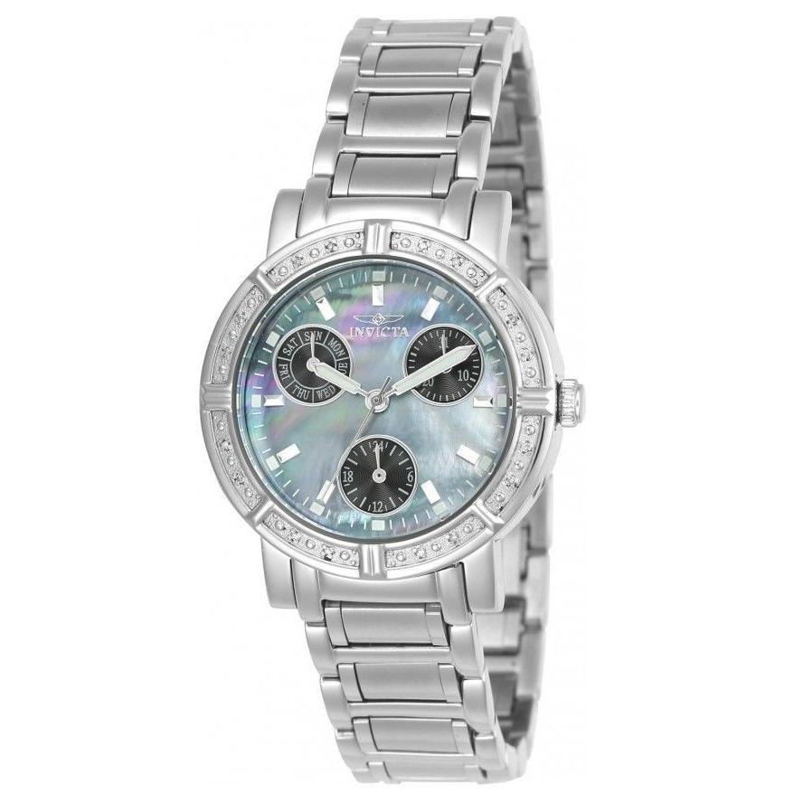 100%本物保証! 腕時計 インヴィクタ Invicta 0610 インヴィクタ Invicta Womens Dial Wildflower Chronograph MOP Dial Diamond Watch, スノボー&アウトドアのエレスポ2:d10af8cc --- airmodconsu.dominiotemporario.com