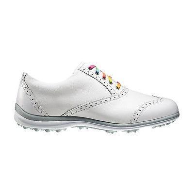 人気が高い ゴルフ 97324 シューズ Closeout フットジョイ Footjoy ゴルフ レディース Lopro カジュアルs ホワイト/シルバー 12 Regular- Closeout 97324 ゴルフ シューズ, 遠敷郡:0d5e29a7 --- airmodconsu.dominiotemporario.com