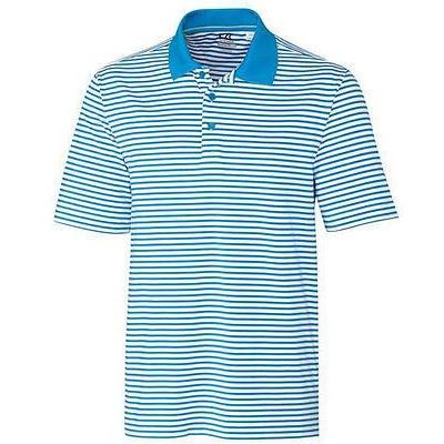 【メール便送料無料対応可】 シャツ トップス セーター カッターアンドバック Cutter Buck Manifold Polo ブルー X-ラージ -メンズ ゴルフ shirt, 津山銘木有馬店 96cf1006
