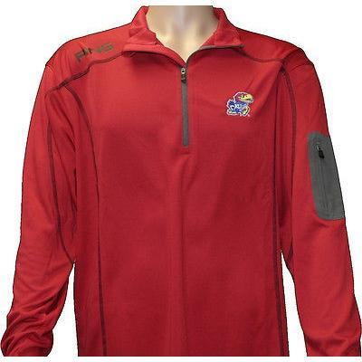 シャツ トップス セーター ピン PING Ranger Kansas プルオーバーレッド X-ラージ- ゴルフ アウターウェア