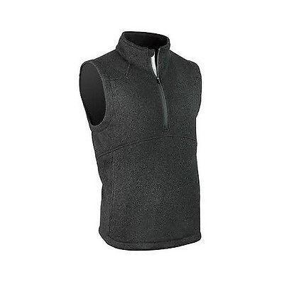 シャツ トップス セーター ゼロリストリクション Zero Restriction Unboiled セーター Vest シルバー X-ラージ- ゴルフ アウターウェア