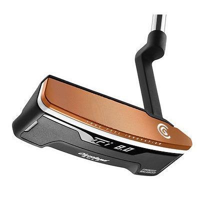 """距離計 スコープ スコープ スコープ クリーブランド Cleveland Tfi 2135 8.0 Cb (Counter Balance) Putter 38"""" Right Hand-ゴルフ putter 56c"""