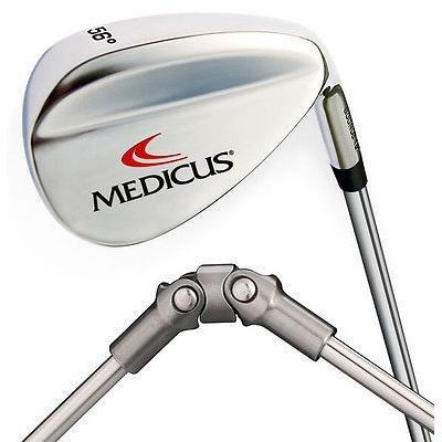 【お買得】 ゴルフ練習グッズ Medicus レディース レディース Deg Dualhinge 56 Deg ウエッジ レディース ウエッジ ライトハンド, ATiC:cb68b555 --- airmodconsu.dominiotemporario.com