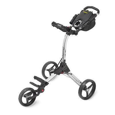 ゴルフバッグ バッグボーイ バッグboy C3 Push Cart シルバー/ブラック ゴルフ carts