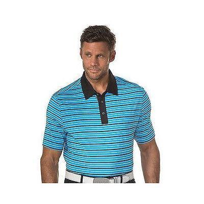 シャツ トップス セーター チェイス54 Chase 54 Cullen Polo ブルー Danube スモール -メンズ ゴルフ shirt