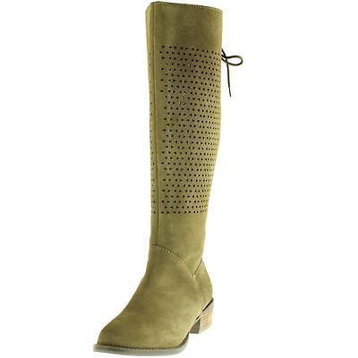 愛用  海外セレクション ブーツ ブランドo 靴 Very Volatile Very 0600 レディース ブランドo ライディング Beige スエード ライディング ブーツ シューズ 6.5 BHFO, タイヤバンク:52cfaf53 --- fresh-beauty.com.au