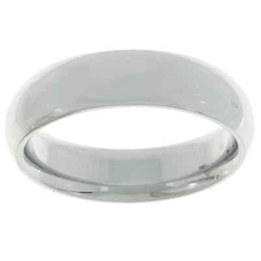当店の記念日 ストーンのついていないバンド アンブランディッド 14k 14k White Fit Gold Wedding Men's 5-mm Comfort Fit Wedding Band, お酒のSPANA:34b6d312 --- airmodconsu.dominiotemporario.com