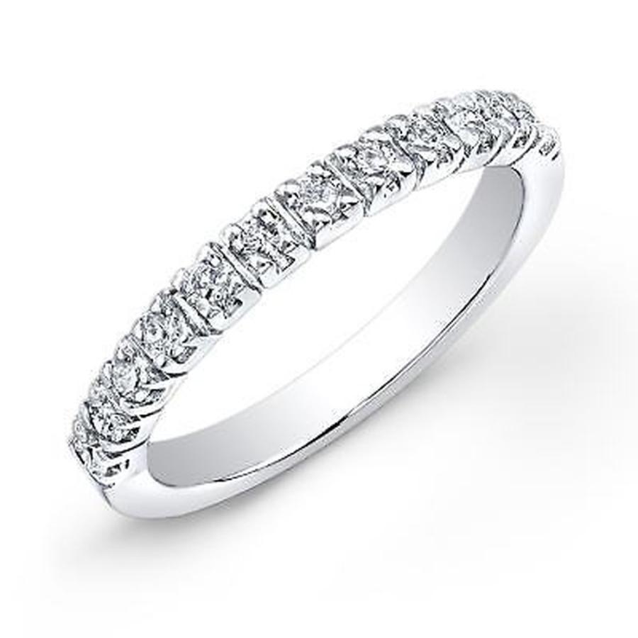 当店だけの限定モデル ダイヤモンド Diamond 宝石 海外セレクション 14k Gold ダイヤモンド 2/5ct TDW Wedding Round Diamond Wedding Band, 玉名郡:c115b0b4 --- airmodconsu.dominiotemporario.com