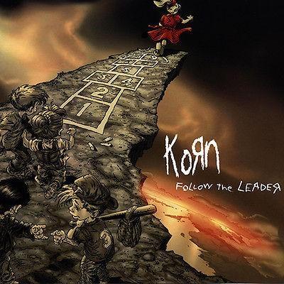 アメリカ人気キャラクター レコード 海外セレクション Korn - Follow The Leader LP 180g Vinyl RI NEW