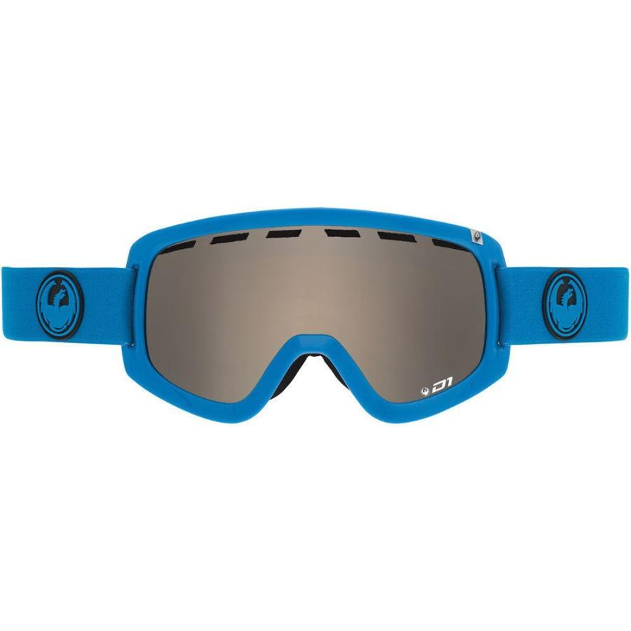 新発売 ゴーグル サングラス ドラゴン Dragon D1 スノー ゴーグル Azure ブルー ウイズ イオンコーティング レンズ, neelセレクトショップ 1b54d0b8
