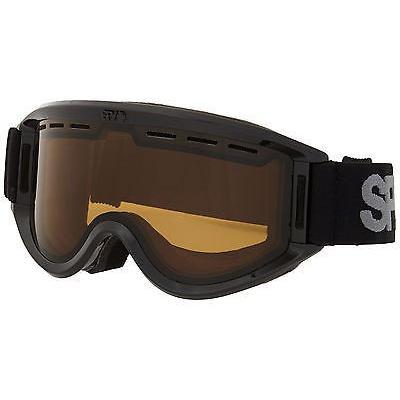 ゴーグル サングラス スパイ Spy Getaway ゴーグル ブラック ウイズ ブロンズ レンズ スキー スノーボード スノー