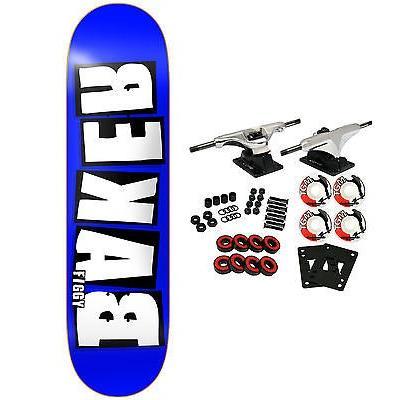 スケボー ベーカー スケートボードコンプリート BAKER スケートボード スケボ Complete FIGGY REKAB 8.125