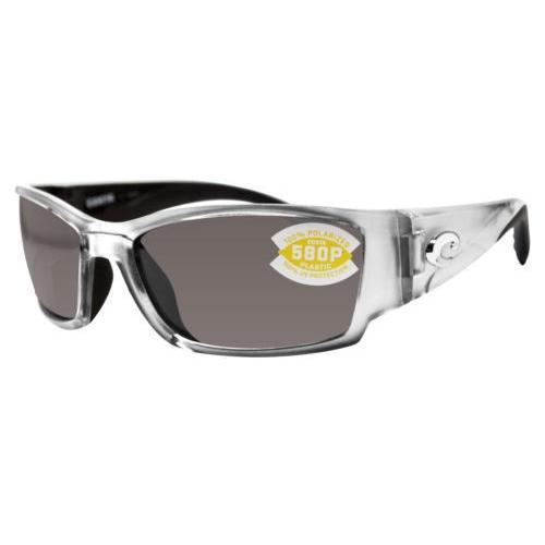 最愛 サングラス Mar Plastic コスタデルマール Costa Frame Del Mar Corbina Silver Frame Gray 580P Plastic Polarized Lens, グレーチングの宝機材:d3152109 --- grafis.com.tr