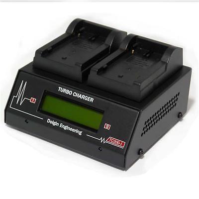 カメラ 写真 フォトアクセサリー 充電器 クレードルDolgin Engineering TC200 i Two Position Charger for Sony L Series Batteries