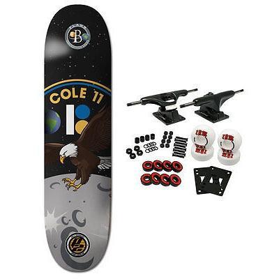 スケボー プランビー スケートボードコンプリート PLAN B スケートボード スケボ Complete COLE EXPLORATION P2 8.25