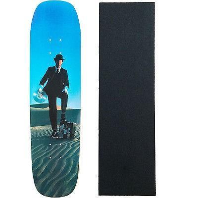 スケボー ハビタ デッキ スケートボード ロングボード HABITAT ピンク FLOYD スケートボード スケボ Deck INVISIBLE MAN CRUISER 8.25