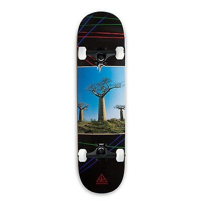 スケボー ハビタ スケートボードコンプリート HABITAT ピンク FLOYD スケートボード スケボ DELIキャットE BEAUBUB TREE 8.125