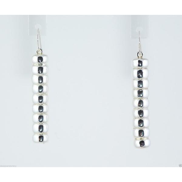 【ギフ_包装】 アクセサリー 海外セレクション Coiled Simon Sebbag アクセサリー Sterling Silver Coiled Stick Wire Wire Earrings E2814, キヨカワムラ:53029597 --- airmodconsu.dominiotemporario.com