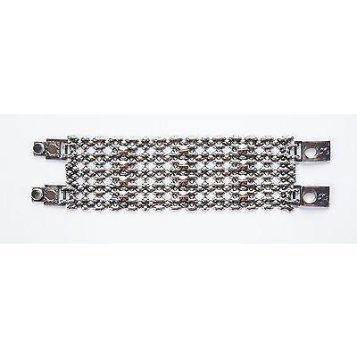 新到着 ブレスレット サイモンセバグ SG Sergio Gutierrez Liquid Metal Wide Bracelet Antique Silver TV43-AS, ASTUTE f2b57d0c