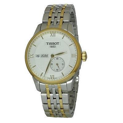 2018新発 ティソット ティソ 腕時計 Le Le Locle T0064282203800 T0064282203800 腕時計, バイクブロス:87fa7351 --- airmodconsu.dominiotemporario.com