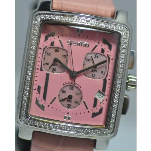 アンマーショップ 腕時計 ジャイアント Pink New Rare Ladies Giantto Chronograph Angelina Pink Chronograph Ladies Watch List $1,395.00, イトダマチ:a134aa2c --- airmodconsu.dominiotemporario.com