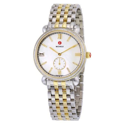 一流の品質 ミッシェル Gracile 腕時計 パール Gracile 真珠 ダイヤル ツートン レディース レディース 腕時計 MWW26A000003, 阪神名物 いか焼き:8d9abdc6 --- airmodconsu.dominiotemporario.com