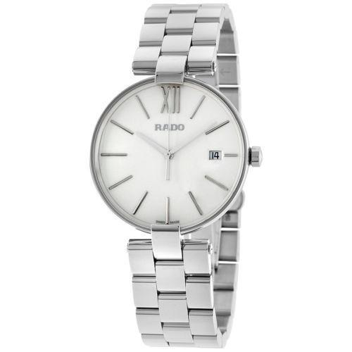【在庫処分大特価!!】 腕時計 ラドー ダイヤル レディース Rado Coupole ホワイト ダイヤル レディース ステンレス 腕時計 スチール 腕時計 R22852013, Footone:cf912bb9 --- airmodconsu.dominiotemporario.com
