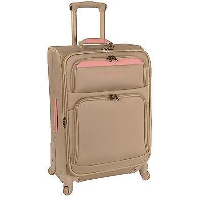ラゲッジ トランク スーツケース トミーバハマ Tommy BAHAMA MAMA シャンパン ピンク 24