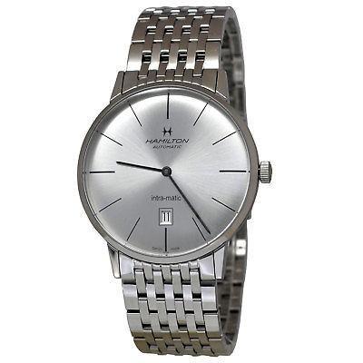[宅送] HAMILTON HAMILTON ハミルトン Intra-Matic H38755151 Intra-Matic 腕時計 腕時計, CQB:d118bc62 --- airmodconsu.dominiotemporario.com