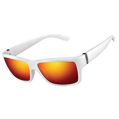 スポーツ用サングラス ティフォージオプティクス Altro Optics Sanctum サングラス Matte ホワイト/Smoke レッド ゴルフ サングラス